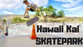 Hawaii Kai Skate Sesh Part 1