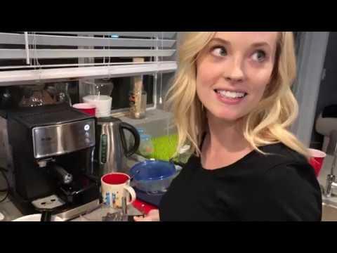 Mr. Coffee Cafe Barista Review - How To Make EggNog Latte
