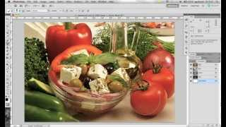Урок Adobe Photoshop Компьютерной Академии ШАГ. Быстрая маска