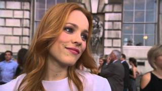 Rachel McAdams About Time Premiere Interview