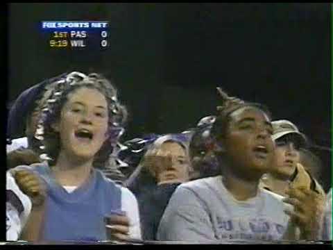 Pasco Bulldogs Vs Wilson Rams 1998 Washington State 4A Football Championship Part 1