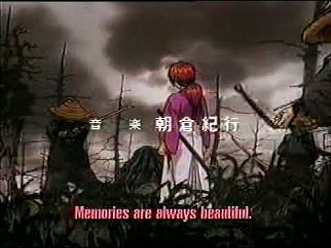 rurouni kenshin   sobakasu opening #1
