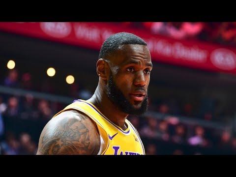 Los Angeles Lakers vs Atlanta Hawks - Full Highlights | February 12, 2019 | 2018-19 NBA Season