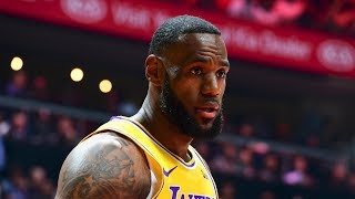 Los Angeles Lakers vs Atlanta Hawks - Full Highlights | February 12, 2019 | 2018-19 NBA Season