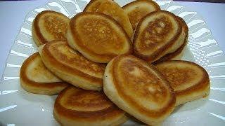 Оладьи на кефире.  Моя кухня.(Попробуйте приготовить самые вкусные оладушки на кефире. Это прекрасное блюдо для завтрака, которое понрав..., 2014-01-18T18:19:15.000Z)