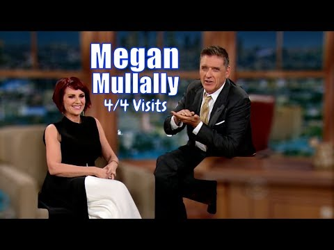 Megan Mullally  Went Wild In France  44 Visits In Chronological Order