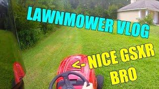 Lawnmower Vlogs