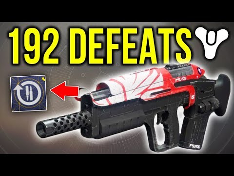 192 DEFEATS IN ONE GAME?!? | Destiny 2 thumbnail