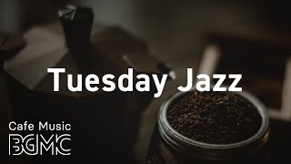 Tuesday Jazz: Smooth Home Music - Relax Saxophone Jazz for Chill at Night, Rest and Drink