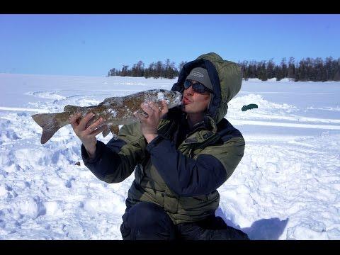 Зимняя рыбалка на телевизоры