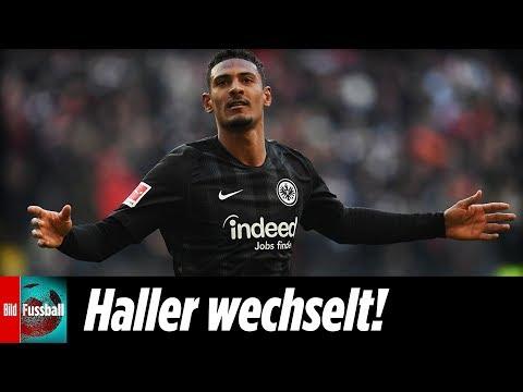 Sebastien Haller geht für 50 Mio. nach England – Auf diese Tore muss Frankfurt zukünftig verzichten