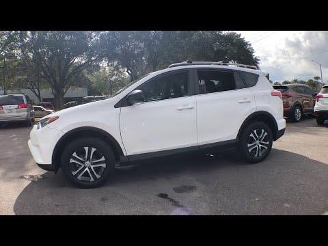 2017 Toyota RAV4 Gainesville, Ocala, Jacksonville, Lake City, Valdosta, GA W377089