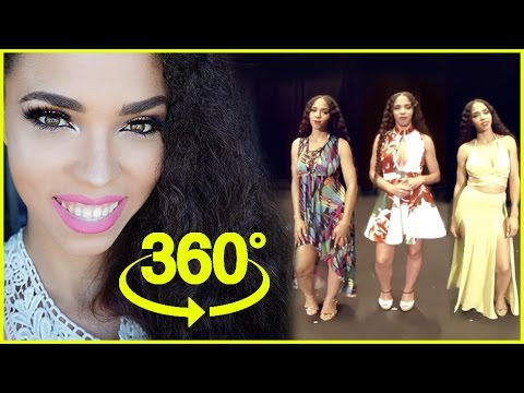360 VR Virtual Reality - Summer Outfits Lookbook & Summer Outfit Ideas!