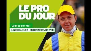 Cagnes-sur-Mer : Junior Guelpa est le pro du jour du vendredi 8 février