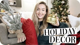 Home Decor Haul for the Holidays!