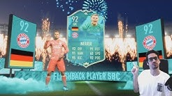 92 FLASHBACK NEUER PLAYER REVIEW! - IS HE WORTH UNLOCKING? - FIFA 20 ULTIMATE TEAM