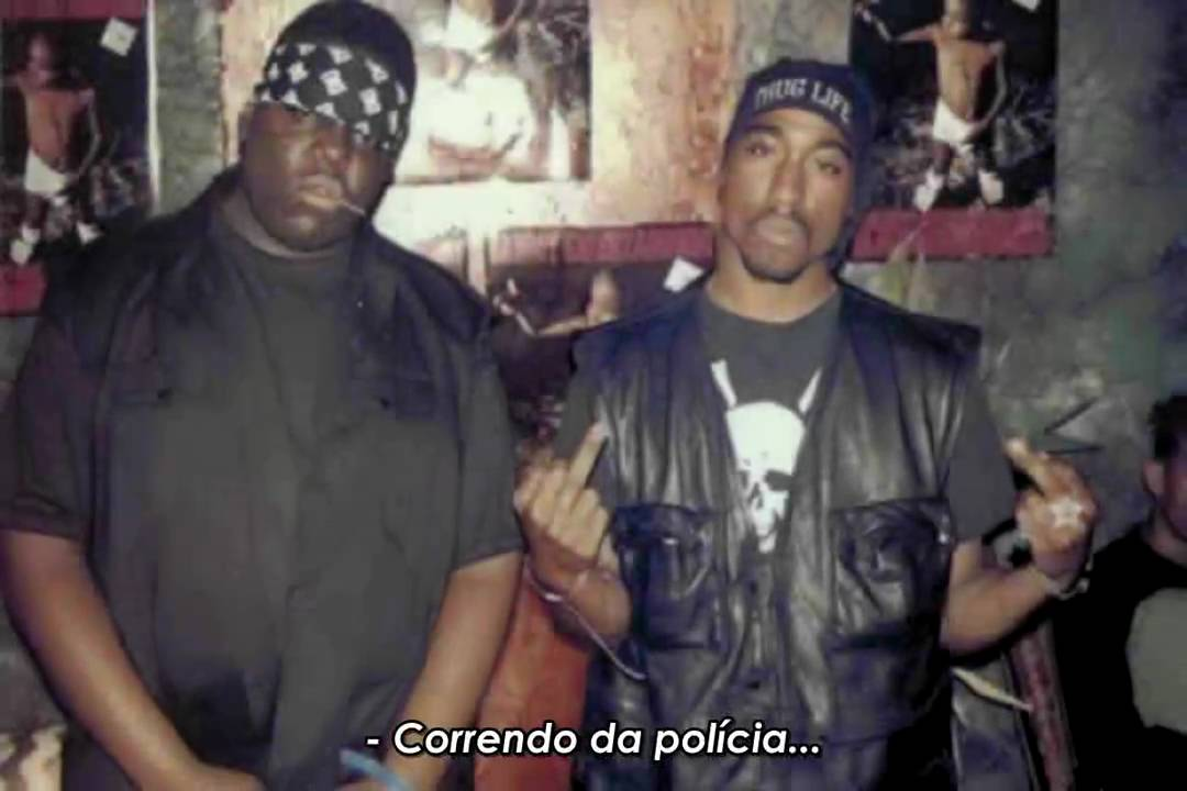 2pac Ft The Notorious B I G Runnin From Tha Police Alta