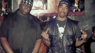 "2Pac ft. The Notorious B.I.G. - ""Runnin"