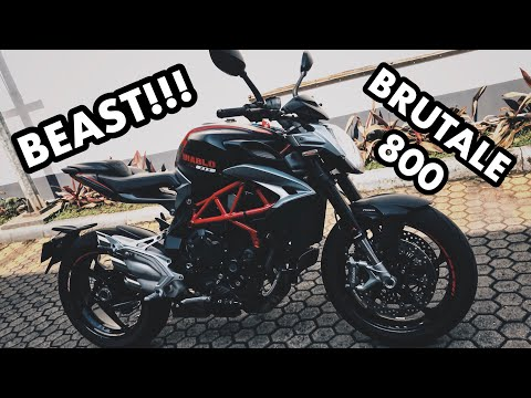 PURE SOUND OF MV AGUSTA BRUTALE 800 2018