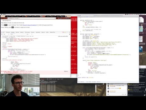 Livecoding: React Native HackerNews app where people are nice