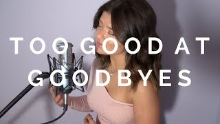 Baixar Too Good At Goodbyes - Sam Smith (Cover by Victoria Skie) #SkieSessions