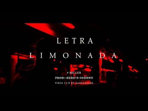 LYRIC VIDEO: 9 Miller - Limonada