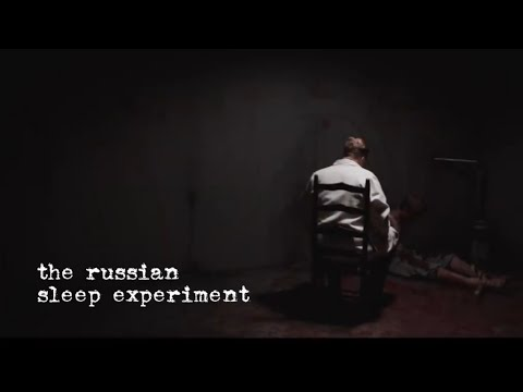 The Russian Sleep Experiment MOVIE
