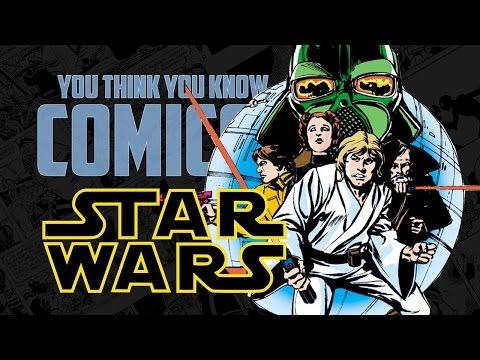 Star Wars (Marvel) - You Think You Know Comics?