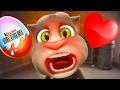 Talking Tom And Friends With Surprise Eggs Bonus / Cartoon Games Kids TV