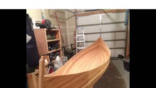 Nick Fullmer Canoe Out Of 1x10 Cedar