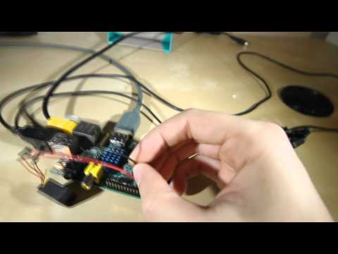 raspberry pi power hookup