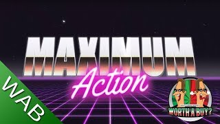 Maximum Action Review - Matrix style First Person Shooter.