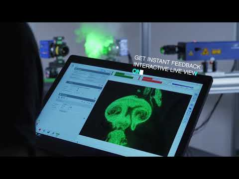 DaVis 10 Intelligent Imaging Software