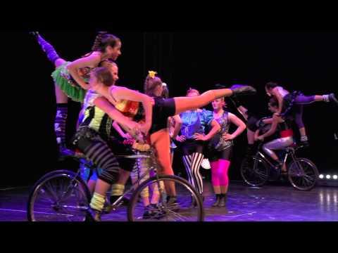 Circus Big Top Highlights 2014