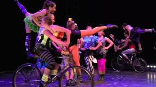 Circus Big Top Highlights 2014