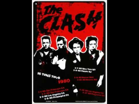 The Clash- Jimmy Jazz Lyrics