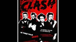 The Clash- Jimmy Jazz Lyrics
