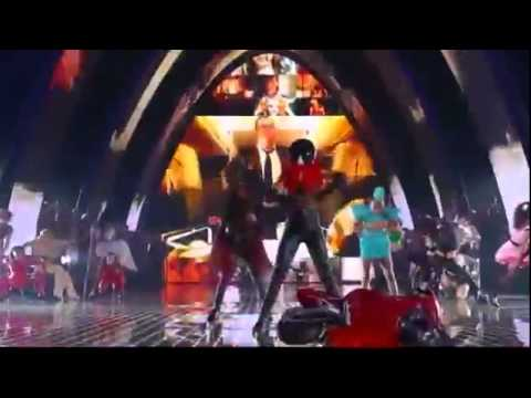 A Tribute To Britney Spears At The MTV Music Awards 2011