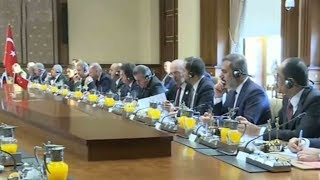 Leaders of Russia, Germany, France and Turkey to deliberate on  peace solutions
