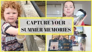 CAPTURING OUR SUMMER MEMORIES || PHOTO PRODUCT HAUL