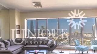 Upgraded Full Burj Khalifa view 3 Bedroom Apartment for SALE