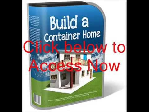 The cheapest way to build a container home from start to finish pdf plans and complete - How to build a container home pdf ...
