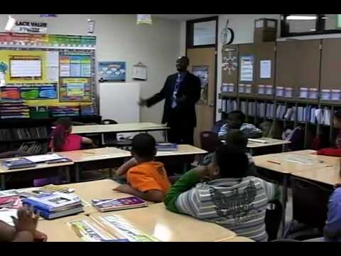 Middie Minutes Rosa Parks Elementary School