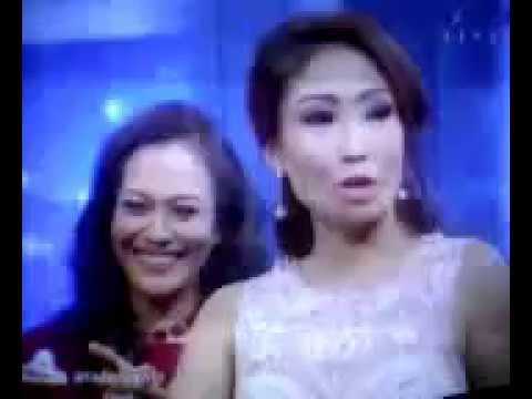 Toket Gede Nagita Slavina Disindir Ayu Dewi di @LateNights_ttv Trans TV