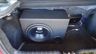Som de Qualidade Gol G4 - Audiophonic Quantum Audio Bravox MOX