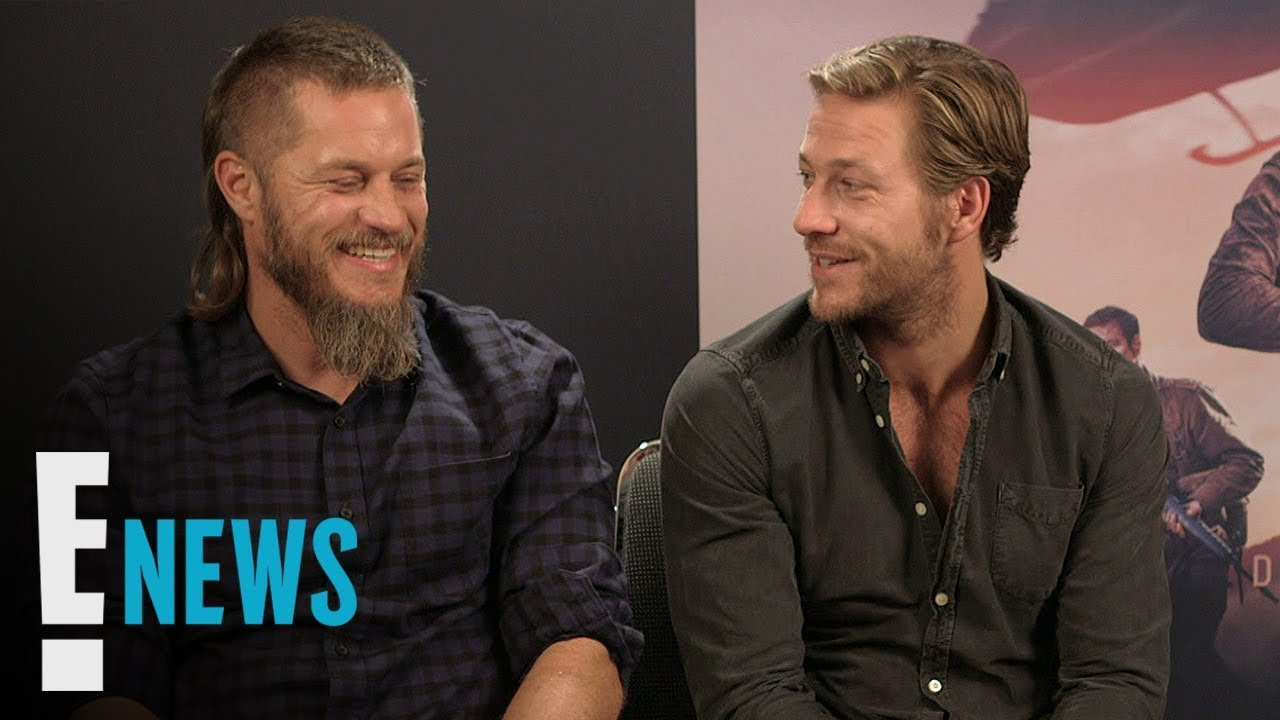 Travis Fimmel And Luke Bracey On Playing Real Soldiers In Danger Close The Battle Of Long Tan E Youtube