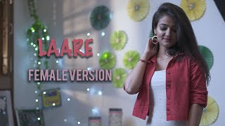 Laare | Female Version | Maninder Buttar | Latest Punjabi Song || Diksha Sharma