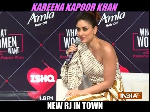 Kareena Kapoor Khan pours her heart out about her radio show 'What Women Want' Mp3