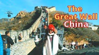 Tone & Travel with Tuleleo @ Great Wall, China
