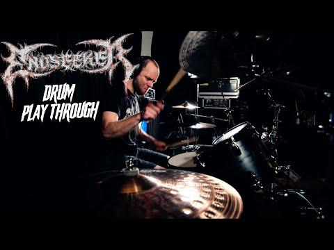 Endseeker - Moribund (Drum Playthrough)